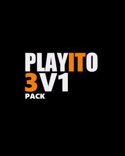 Playito Pack 3v1