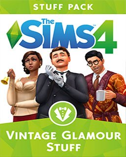 The Sims 4 Staré časy