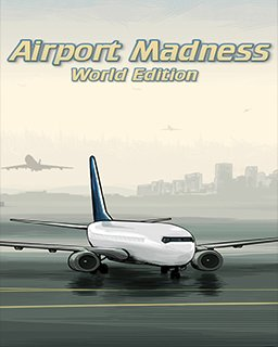Airport Madness World Edition krabice