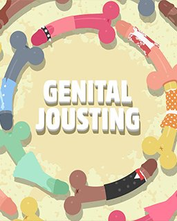 Genital Jousting krabice
