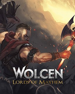 Wolcen Lords of Mayhem krabice