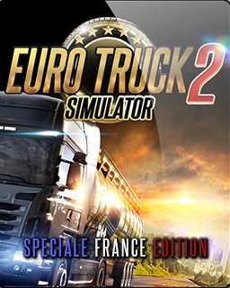 Euro Truck Simulátor 2 Speciale France Edition krabice