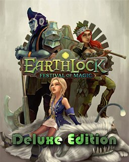 EARTHLOCK Festival of Magic Deluxe Edition krabice