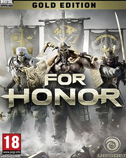 For Honor Gold Edition krabice