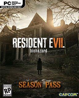 Resident Evil 7 Season Pass krabice
