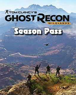 Tom Clancys Ghost Recon Wildlands Season Pass krabice