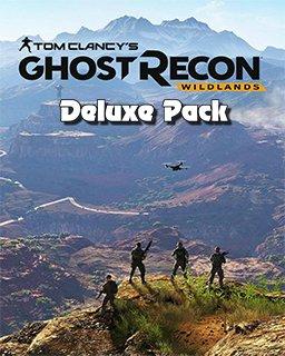 Tom Clancys Ghost Recon Wildlands Deluxe Pack krabice