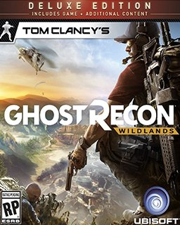 Tom Clancys Ghost Recon Wildlands Deluxe Edition krabice