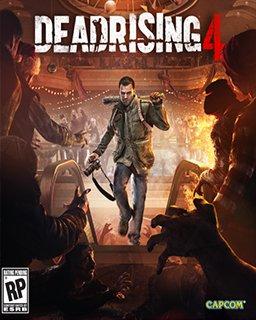 Dead Rising 4 krabice