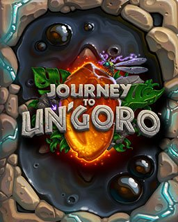 15x Hearthstone Journey to Un'Goro krabice