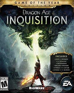 Dragon Age 3 GOTY krabice