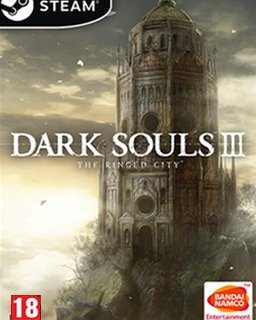 Dark Souls 3 The Ringed City krabice
