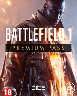 Battlefield 1 Premium Pass krabice