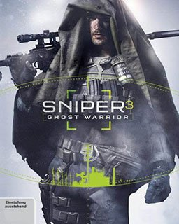Sniper Ghost Warrior 3 krabice