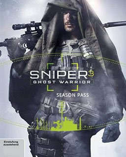 Sniper Ghost Warrior 3 Season Pass krabice
