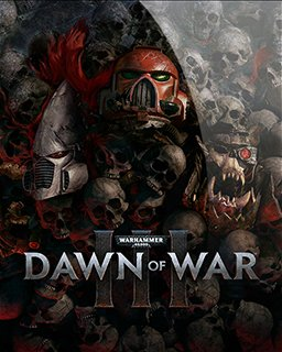 Warhammer 40 000 Dawn of War III krabice