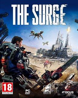 The Surge krabice