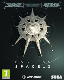 Endless Space 2 krabice