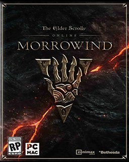 The Elder Scrolls Online Morrowind Upgrade krabice