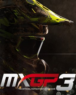 MXGP3 The Official Motocross Videogame krabice