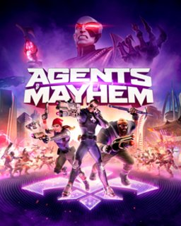 Agents of Mayhem krabice