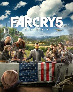 Far Cry 5 krabice
