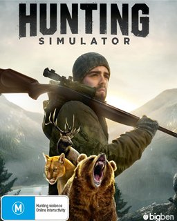 Hunting Simulator krabice