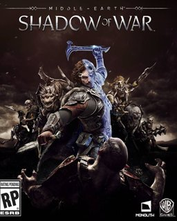Middle-Earth Shadow of War krabice