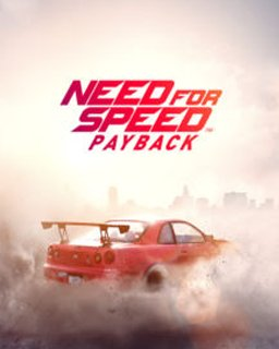 Need for Speed Payback krabice