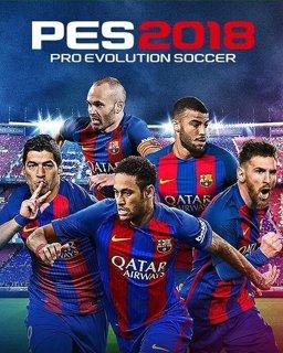 Pro Evolution Soccer 2018, PES 2018
