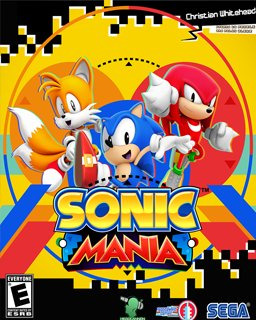 Sonic Mania krabice