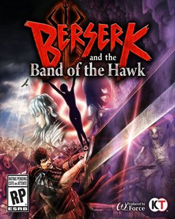 BERSERK and the Band of the Hawk krabice