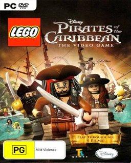 LEGO Piráti z Karibiku krabice