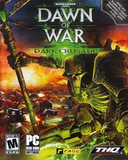 Warhammer 40,000 Dawn of War Dark Crusade krabice
