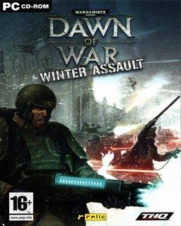 Warhammer 40,000 Dawn of War Winter Assault krabice