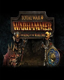 Total War WARHAMMER The King and the Warlord krabice