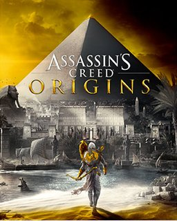 Assassins Creed Origins krabice