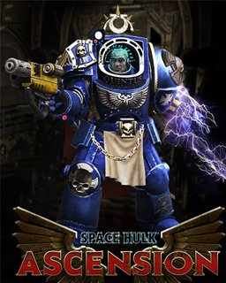 Space Hulk Ascension krabice