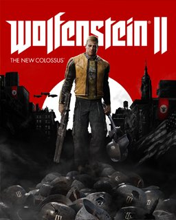 Wolfenstein II The New Colossus krabice