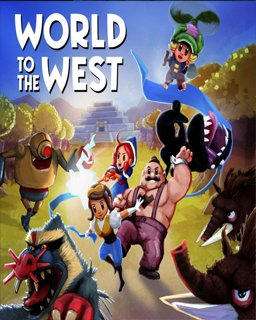 World to the West krabice
