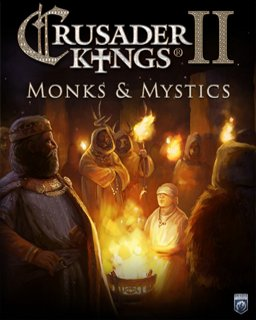 Crusader Kings II Monks and Mystics krabice