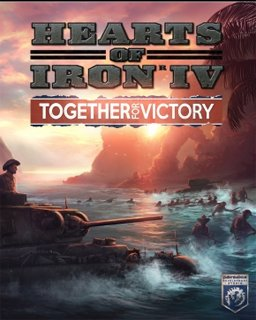 Hearts of Iron IV: Together for Victory krabice