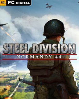 Steel Division Normandy 44 krabice