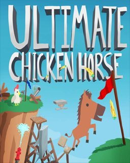 Ultimate Chicken Horse krabice