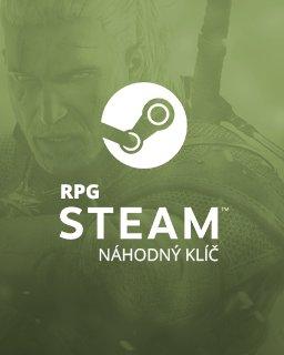 RPG náhodný steam klíč krabice