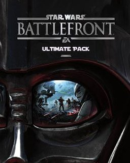 Star Wars Battlefront Ultimate Pack krabice