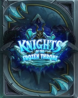 15x Hearthstone Knights of the Frozen Throne krabice