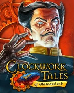 Clockwork Tales Of Glass and Ink krabice