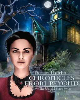 Demon Hunter Chronicles from Beyond krabice