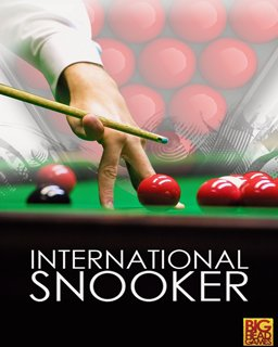 International Snooker krabice